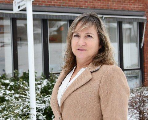 – FORSVARLEG DRIFT: Irene Heng Lauvsnes meiner at skulane i Strand blir drivne på ein forsvarleg måte med dei økonomiske rammene kommunen har.