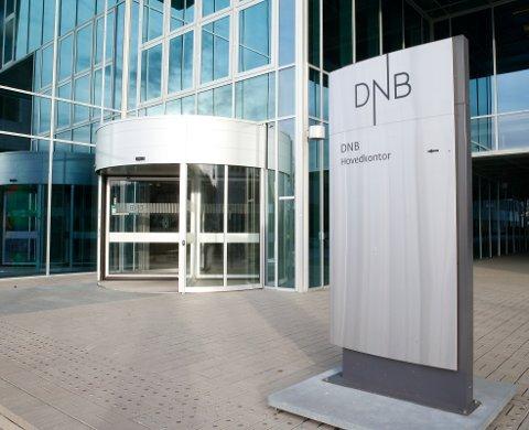 DNBs hovedkontor i Bjørvika i Oslo. Foto: Terje Pedersen / NTB scanpix