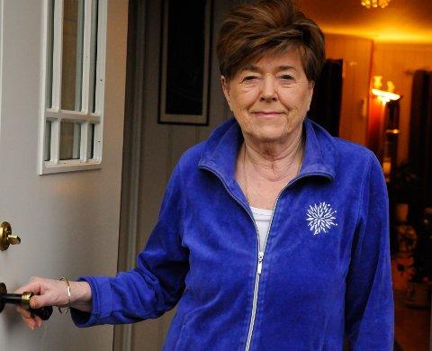 SOSIAL: Hæge Kvaale er en sosial dame. - Jeg vil gjerne ha noen å spise middag med, spesielt i helgene.