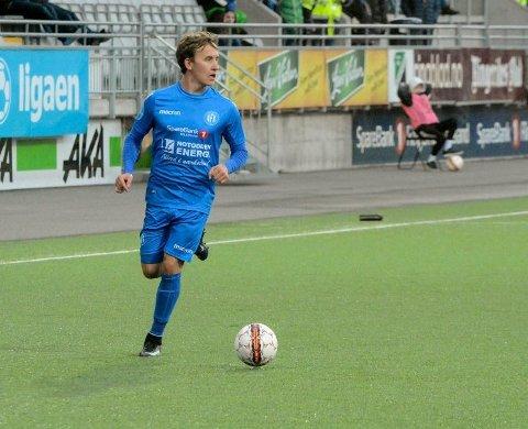 EN RUNDE TIL: Martin Brekke har signert kontrakt med NFK for 2020-sesongen, og er klar for en ny og viktig rolle på laget.