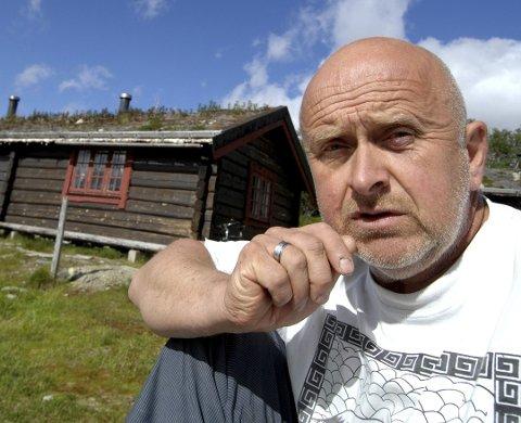Stein Brubæk i Angvik er fylkesleder i bonde- og småbrukarlaget.