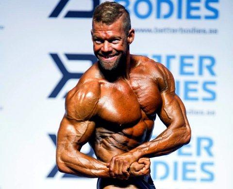 Norgesmester: Åge Bunde ble Norgesmester i sin klasse. Han vant også i konkurransen «over all».