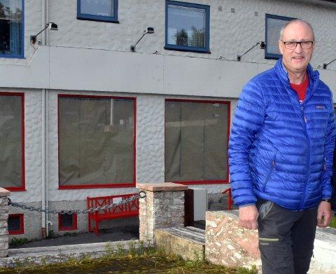 Nye utfordringer: Jan Normann Nilsen sitter igjen med mange gode minner etter 33 år med lederansvar. Ved årslutt bestemte han seg for å gi seg, men det tok ikke lang tid før han fant på noe nytt.