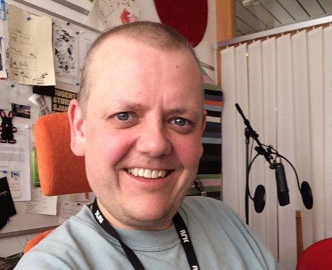 """SKAL LEDE PROGRAMMET: Rune Nilson fra Egersund er programleder når """"Sommerskuta"""" kommer til Sirevåg."""