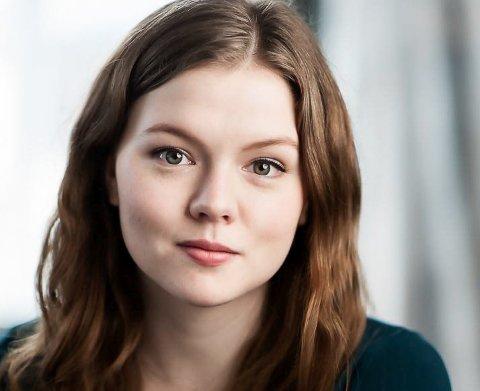 NOMINERT: Reidun Melvær Berge vart tilsett i ei femårskontrakt ved Sogn og Fjordane Teater same året som ho var ferdig ved Bårdar-akademiet.