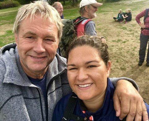 Innehaver Thorleif Norum og datteren Jamie Norum-Olsen, som er styreleder, fant en annen løsning da Bobilgården ikke kan holde julebord som planlagt.