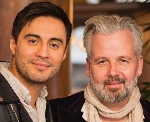 VENNSKAP: Geir Håkonsund var nær venn og manager for kunstneren Ari Behn.