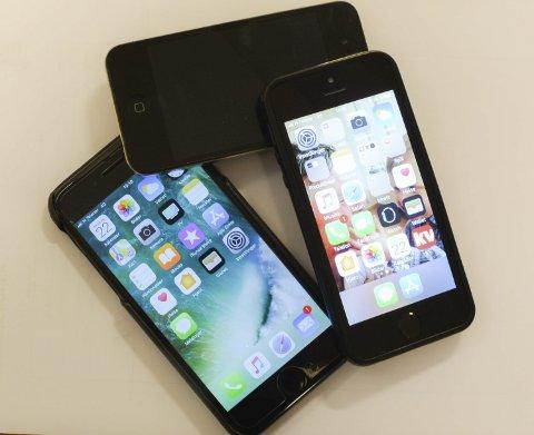 Hva blir det neste? Smarttelefoner kan være nesten borte om ti år. Da vil man bruke stemmen og synet i stedet for å fikle med telefonen, mener trendforsker Amy Webb.