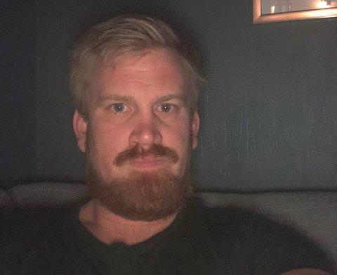 Martin Olsen (Rødt, Våler)