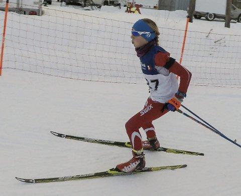 Lene Jøranli vant fellesstarten på Geilo i helga.