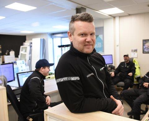 STERK ØKNING: Vegard Svenskerud opplevde en historisk omsetningsøkning i 2020. Han kjøpte driftsselskapet i Lena Jernvare AS og Byggtorget Toten kort tid etter tragedien på Kapp.