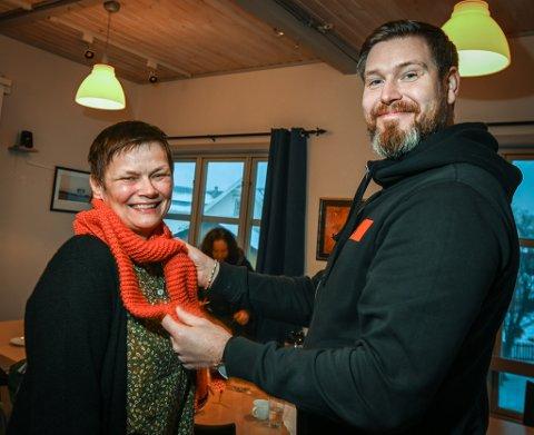 Kirkens Bymisjon Helgeland etablerer seg i Mo i Rana i tillegg til Mosjøen der de startet opp i september. Arbeidsleder Gerd Dreyer Larsen er klar, det er også avdelingsleder Olav Karlsen.