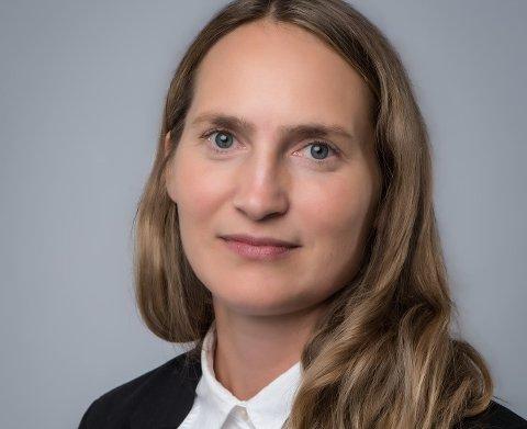 Katrine Trønsdal er nyansatt i Advokathuset Helgeland.