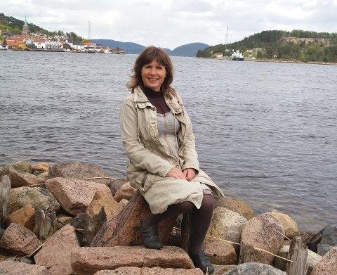 Gro Nebell Aronsen, Miljøpartiet De Grønne Drammen, Nedre Eiker og Svelvik
