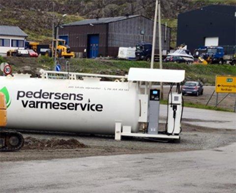 Pedersen Varmeservice as har nå etablert seg i Normansett på Magerøya.