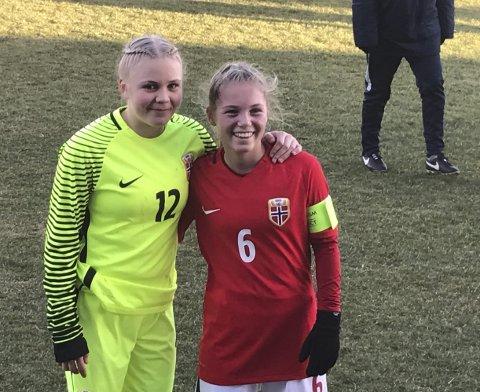 39e3aa4b Fremover - Narvik-jenter kunne juble etter seier over Italia