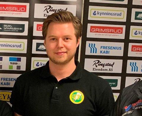 RIKTIG: Comets sportssjef Martin Engebretsen mener forbundet gjorde rett ved å IKKE utvide eliteserien til 12 lag.