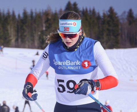 Mathea Nordvik fra Brandbu.