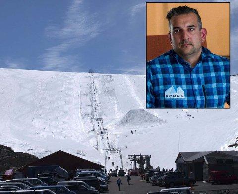- Når vi ser på ringvirkningene Fonna har i Jondal og resten av regionen vil dette medføre et tap for andre aktører innenfor reiseliv på 50-60 millioner, sier daglig leder ved Fonna glacier ski resort,  Michael Iversen.