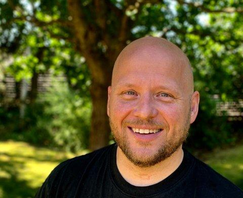 IVRIG: Pål Stolt-Nielsen Reksten brenner for Haugesund.