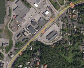 Statens vegvesen foreslår også å senke fartsgrensen på E6 gjennom Halsøy fra 60 km/t til 50 km/t.