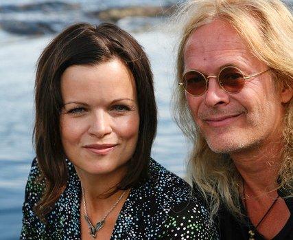 DUO: Annbjørg Lien og Bjørn Ole Rasch. (Pressefoto frå 2009).