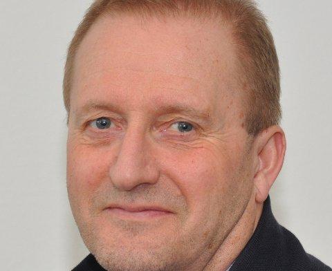 Rolf-Helge Grønås (60) er ansatt som ny daglig leder for sekretariatet i Buskerudbyen.