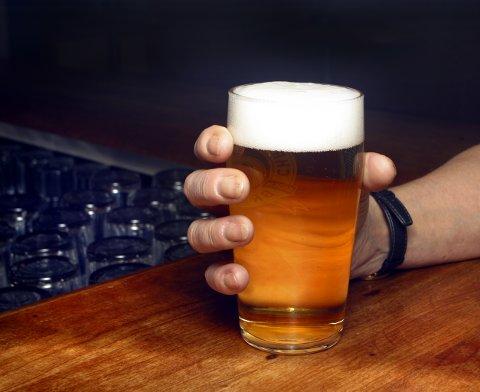 SKJENKING: Kommunen har godkjent søknaden om utvidet skjenkeareal for alle alkoholgrupper under arrangementer i Musikkteatret.