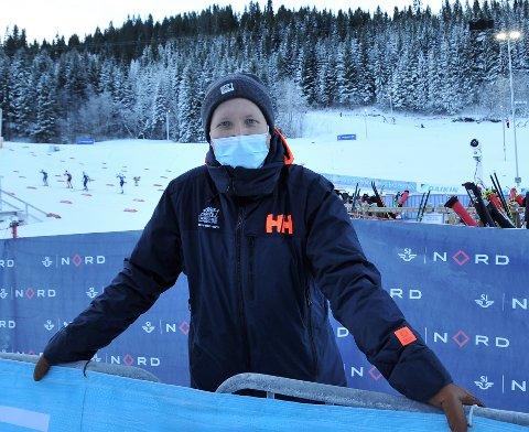 VIKTIG: Øistein Lunde fra Gjøvik har hatt en dærseles viktig rolle med å utarbeide smittevernprotokoller for skisporten denne sesongen.