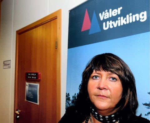 INN IGJEN:  Gunn Marit Lindmoen er klar for en aktiv rolle igjen i Våler-politikken. Hun er iimeldt i Våler pensjonistparti.