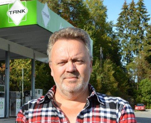 Vidar Oland fikk nest flest stemmer på KrF-listen, etter ordførerkandidat Kjetil Torp.