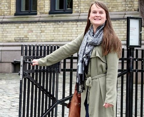 Marit Knutsdatter Strand ønsker å sikre videre drift av Løken, heller enn et steg i retning salg