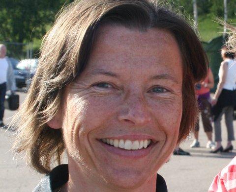 ANNO 2010: Nina Daae er nok en av spillerne med flest kamper for lokale fotballag i Nittedal.