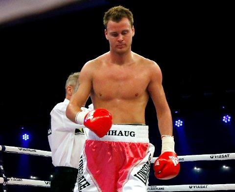 Tim-Robin Lihaug er klar for kamp i Bulgaria på lørdag.