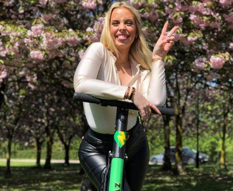 Selskapet Zvipp AS er en av få norske aktører på sparkesykkelmarkedet. Nå ønsker de å prøve seg i Drammen.