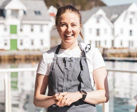 PRIS: Linda Stuhaug frå Naustdal er i semifinalen i VIXEN awards.