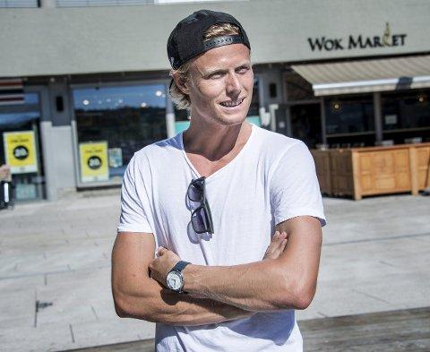 Andreas Aalbu kan se tilbake på en turbulent uke som daglig leder i Ull/Kisa.