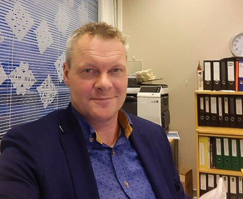 Tom Richard Berg (51) er ansatt som rektor ved Begby barne- og ungdomsskole. Fredrikstad-mannen ønsket seg tilbake til Fredrikstad etter ti år ved Lande skole i Sarpsborg.