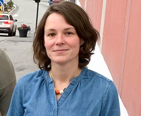 VENTER MED Å JUBLE: Fungerende smittevernoverlege Heidi Eliassen Holtet vil ikke strekke hendene i været og juble riktig enda, selv om vi kom særdeles godt ut av den uavklarte smittesituasjonen som ble kjent sist mandag.