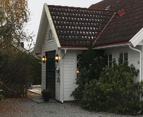 HETT MARKED: Så lyst hadde en kjøper på huset på Eklund at han allerede før første oppsatte visning gikk rett på selger og tilbød  410.000 kroner mer enn det megler mente at huset var verdt.