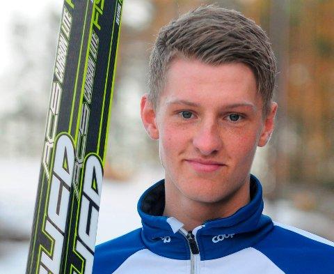 Marcus Syversen gikk Norgescup på Sjusjøen som oppladning til langløpet Marcialonga.