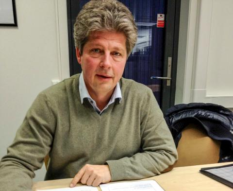 KLAR TALE: – Politikere skal styre politiske prosesser og være delaktig i mulig næring og bosettingsutvikling i kommunen, men det er lite som tyder på at det har vært behov for en full ordførerstilling de siste årene, skriver Alf Ulven fra Aremark Høyre.