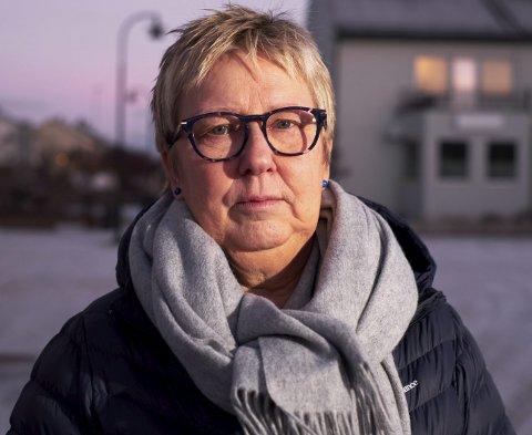FRYKTER FEIL FOKUS:  Gruppeleder Wenche Pedersen i Vadsø Ap frykter at spekulasjonene om maktkamp skal fjerne fokus fra det Giske-saken handler om, nemlig seksuell trakassering.