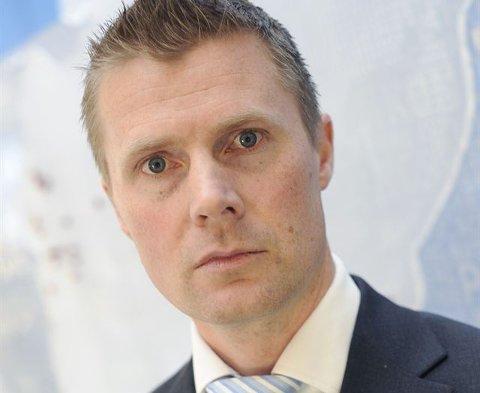 NY JOBB: Martin B. Hogganvik blir ny finansdirektør i KA.