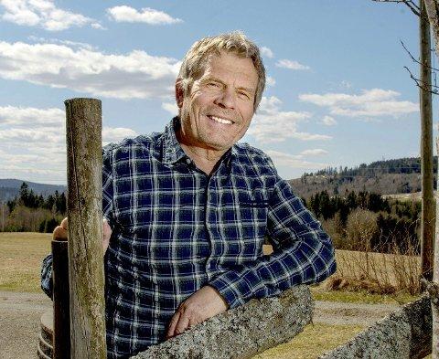 Naturens mann: Både som fotograf og politiker er Arne Nævra på naturens side.