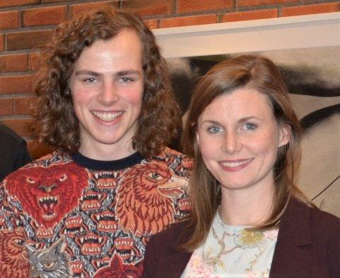 ØSTENSJØ MDG: Daniel Bjørn Norum har rykket opp fra vara til fast representant i Østensjø bydelsutvalg, ettersom Kristin Brenna er blitt byrådssekretær.