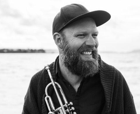 TROMPETIST: Mathias Eick er trompetist, komponist og bandleder.