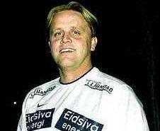 GAMLE DAGER:  Her er bildet fra da Kai Kristiansen ble ny Sundet-trener.