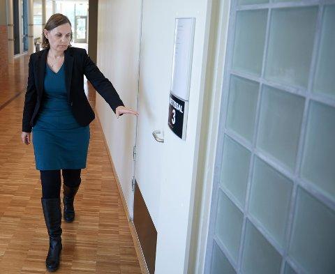 FORSVARER: Advokat Tanja Benum Henderson.