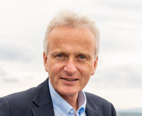 Vil finne en løsning innen 2020: Prosjektleder i Innlandet fylkeskommune, Tron Bamrud